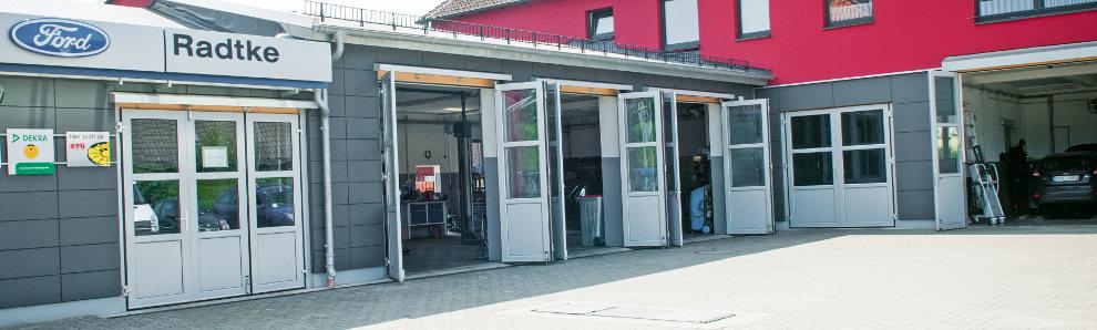 Autohaus Radtke, Trittau