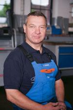 Heino Dühring Kfz-Mechaniker und Meister