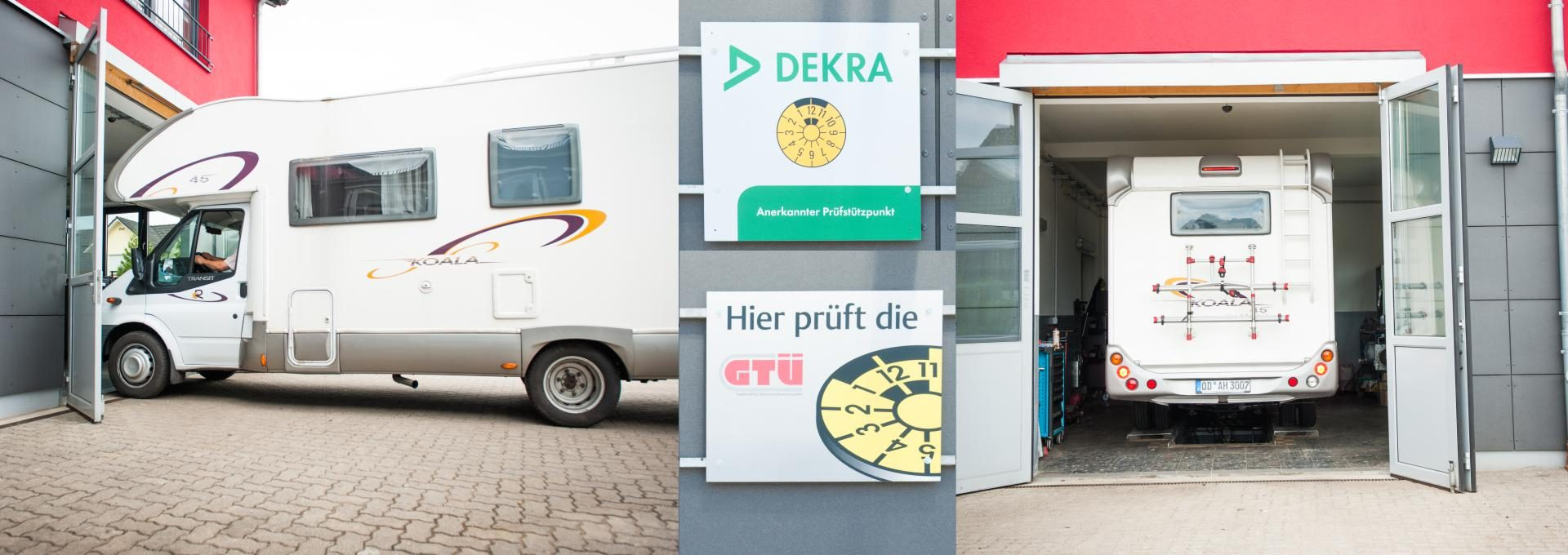 Permalink auf:Service für Wohnmobile und Transporter